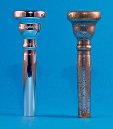 Vintage Maynard Mouthpiece - original and duplicate